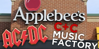 Sony is pissed at Applebee's for using AC/DC