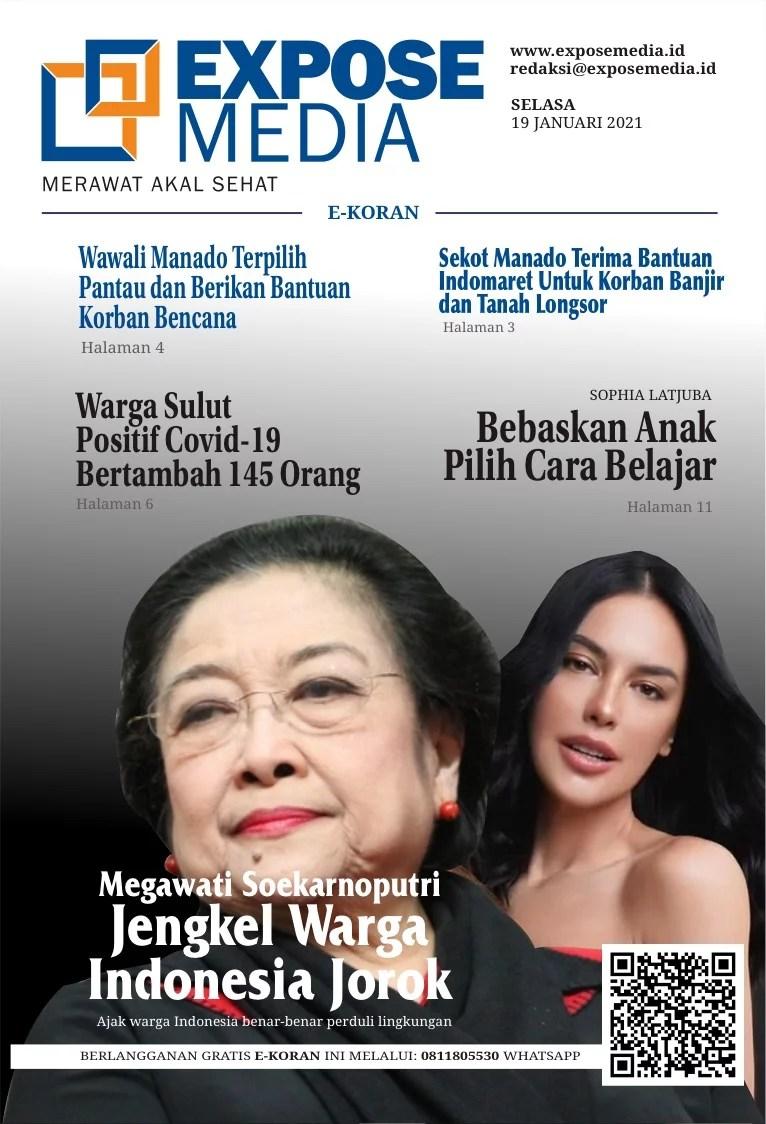 Edisi Selasa, 19 Januari 2021