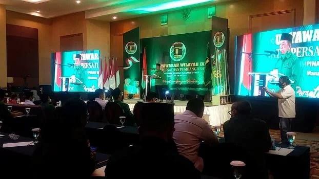 Muswil PPP Sulut Resmi di Buka, DPP Tegaskan Soliditas dan Siap Rebut Kejayaan
