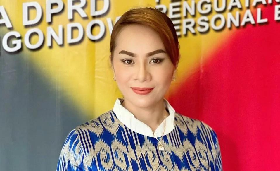 Dipercayakan Pimpin Fraksi Partai Golkar di DPRD Bolmong, JJM Sampaikan Begini