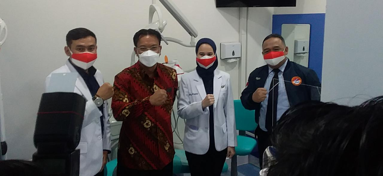 Benny Rhamdani Resmikan Migran Klinik, BP2MI Kian Unggul