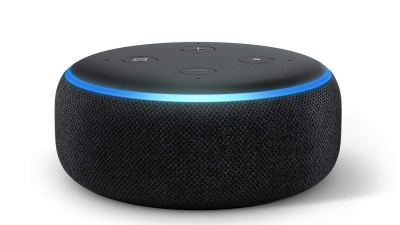 Echo Dot (3rd Gen) – New and improved smart speaker with Alexa