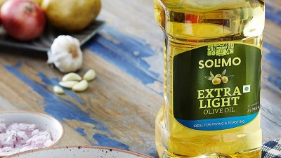 Solimo Extra Light Olive Oil,