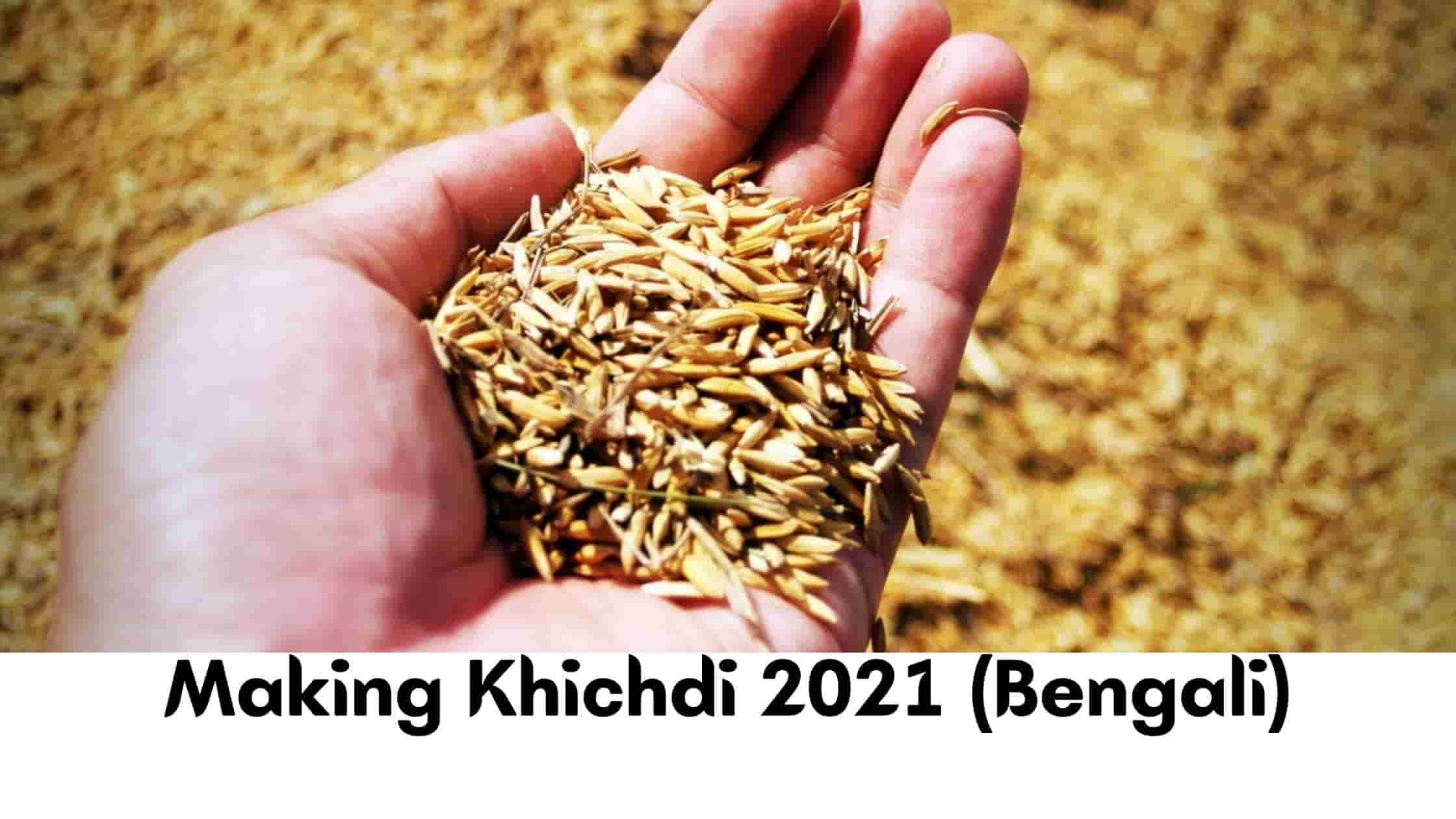 Do You Know Best 10 Rice for Making Khichdi 2021 (Bengali)