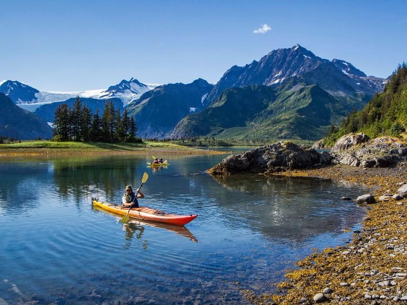 The Kenai, Alaska