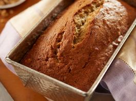 a recipe for banana nut bread