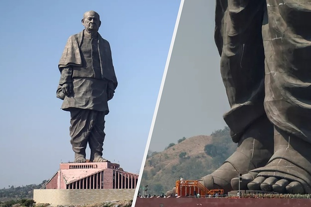 world's biggest statue