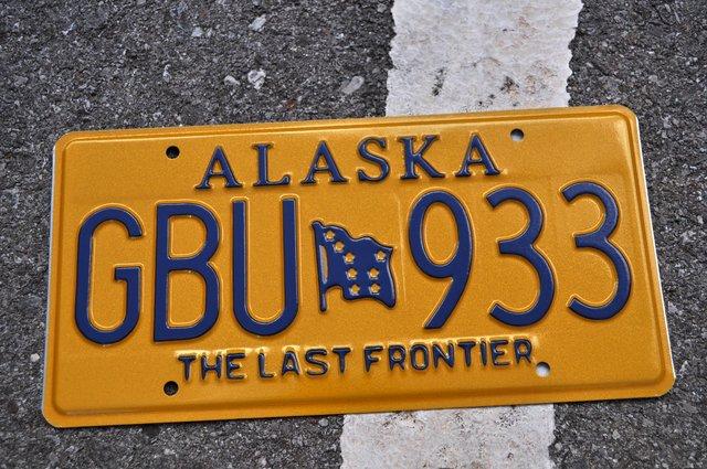 Top 10 best us license plates