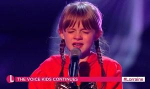 Heidi Elizabeth Croft voice kid