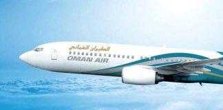 Oman Air Bangkok, Thailand