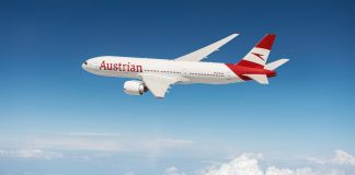 Contact of Austrian Airlines