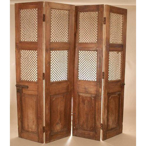 wooden foldable doors