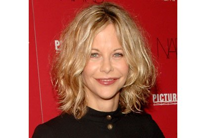 meg ryan hairstyles long