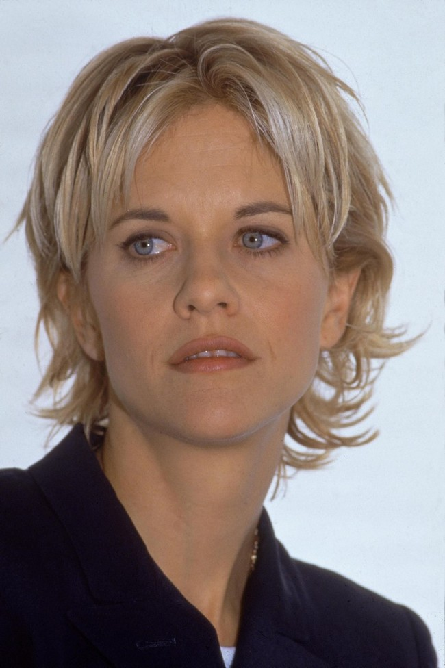 meg ryan hairstyles through the years