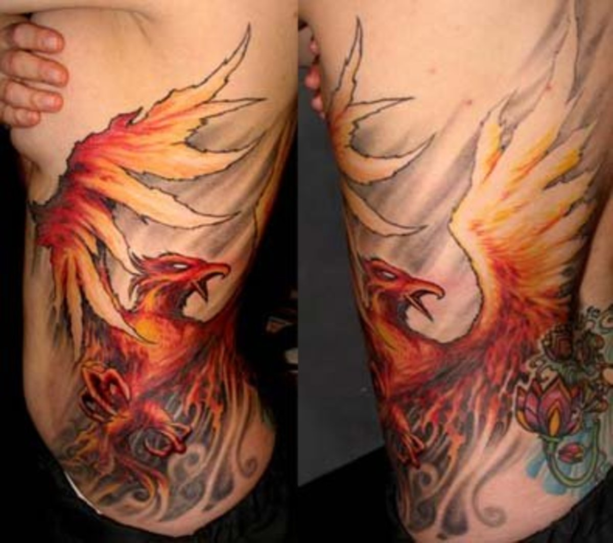 phoenix tattoo meaning