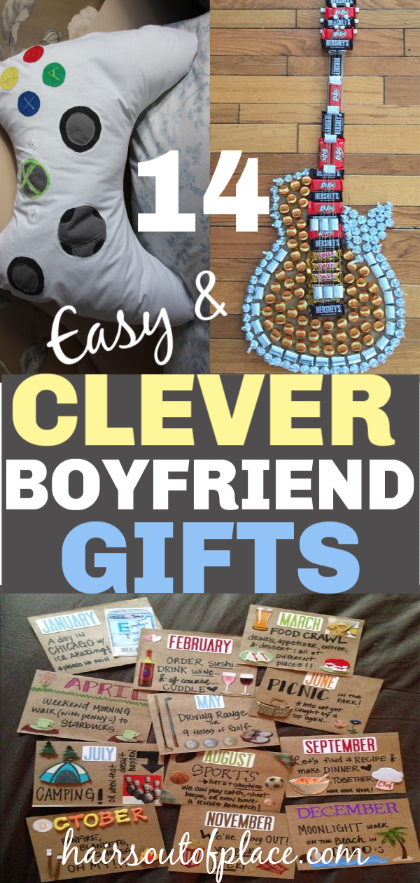 meaningful gifts for boyfriend
