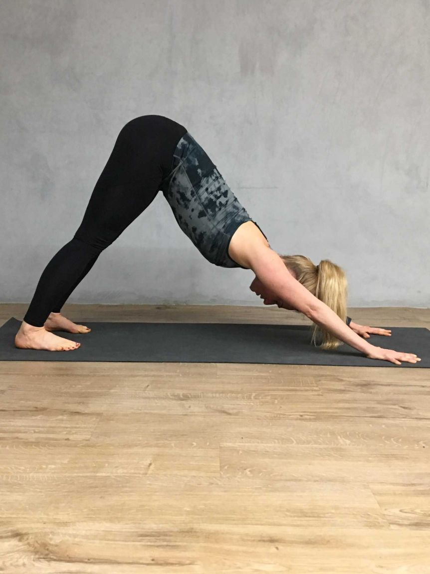 pictures of yoga poses