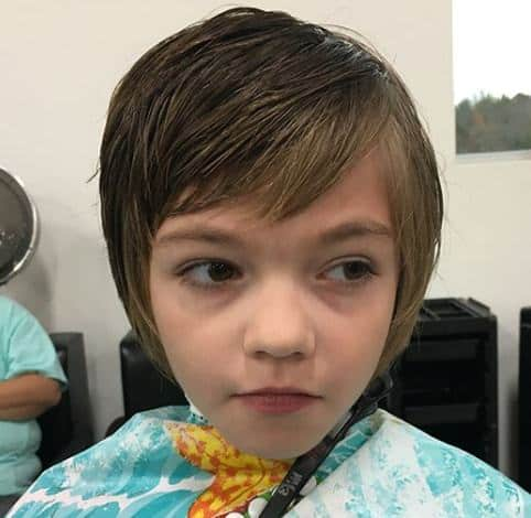short hair cuts for little girls