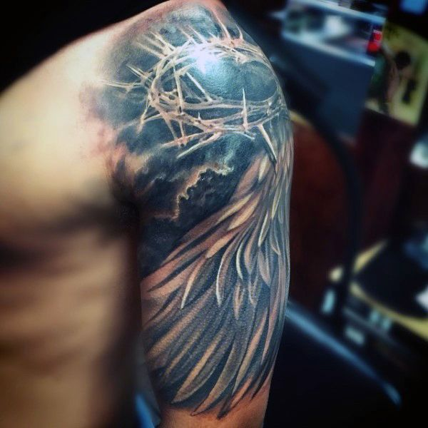 christian tattoos for men