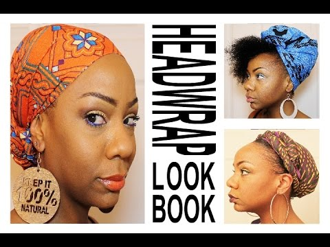 head scarf wrapping styles