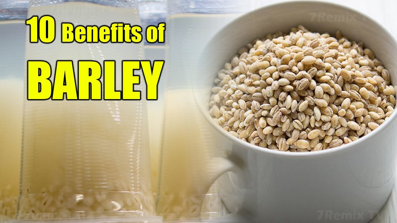 how to make barley water