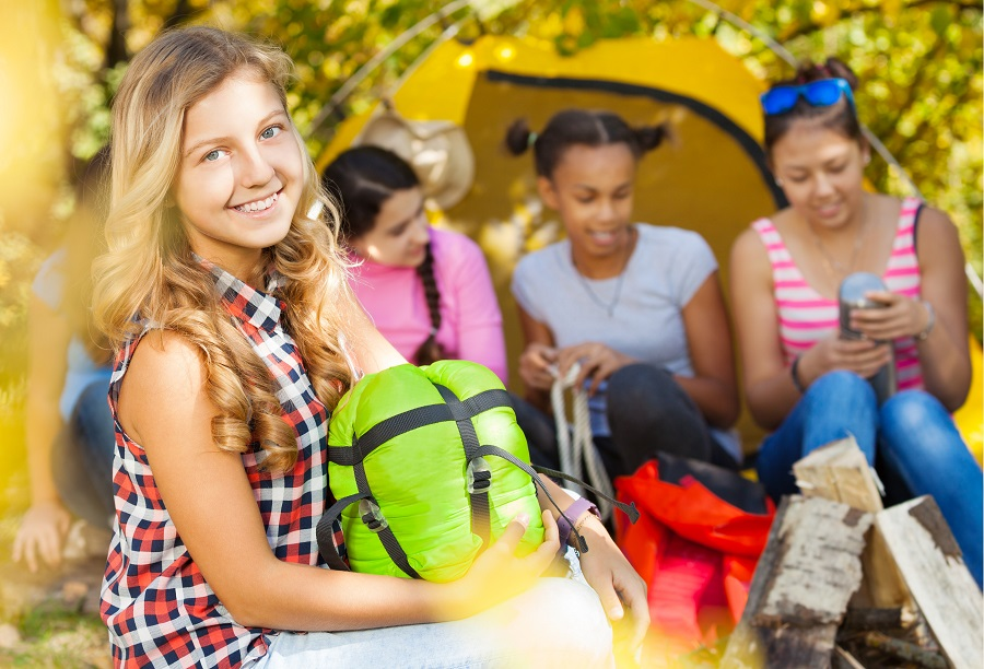 ideas for summer camp activities & games