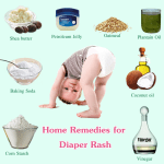 baby rash home remedies