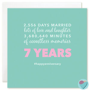 seventh wedding anniversary