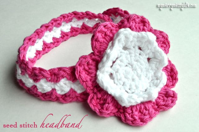 baby crocheted headbands