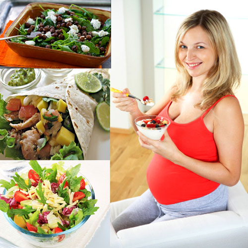 recipe for pregnant woman