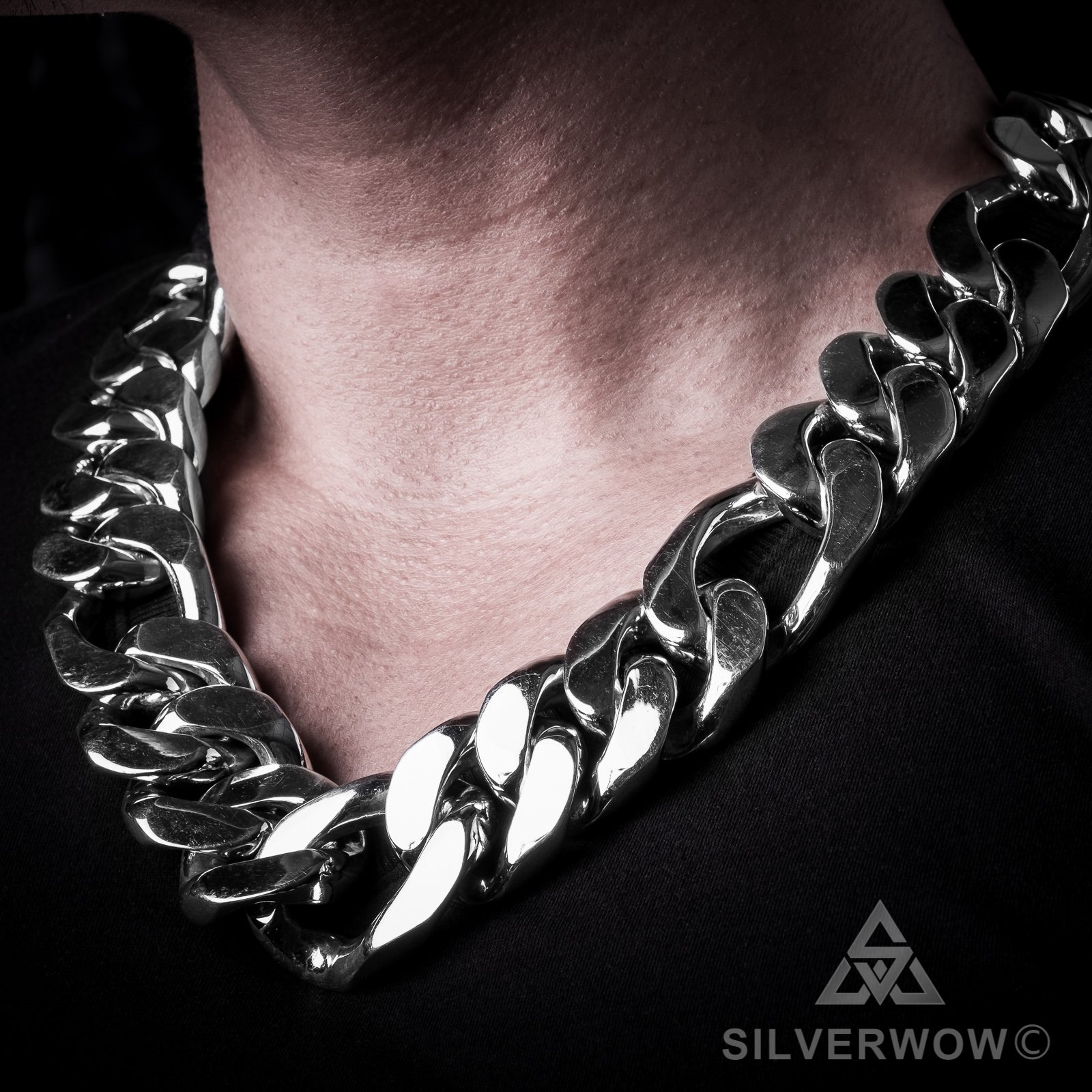 mens neck chains