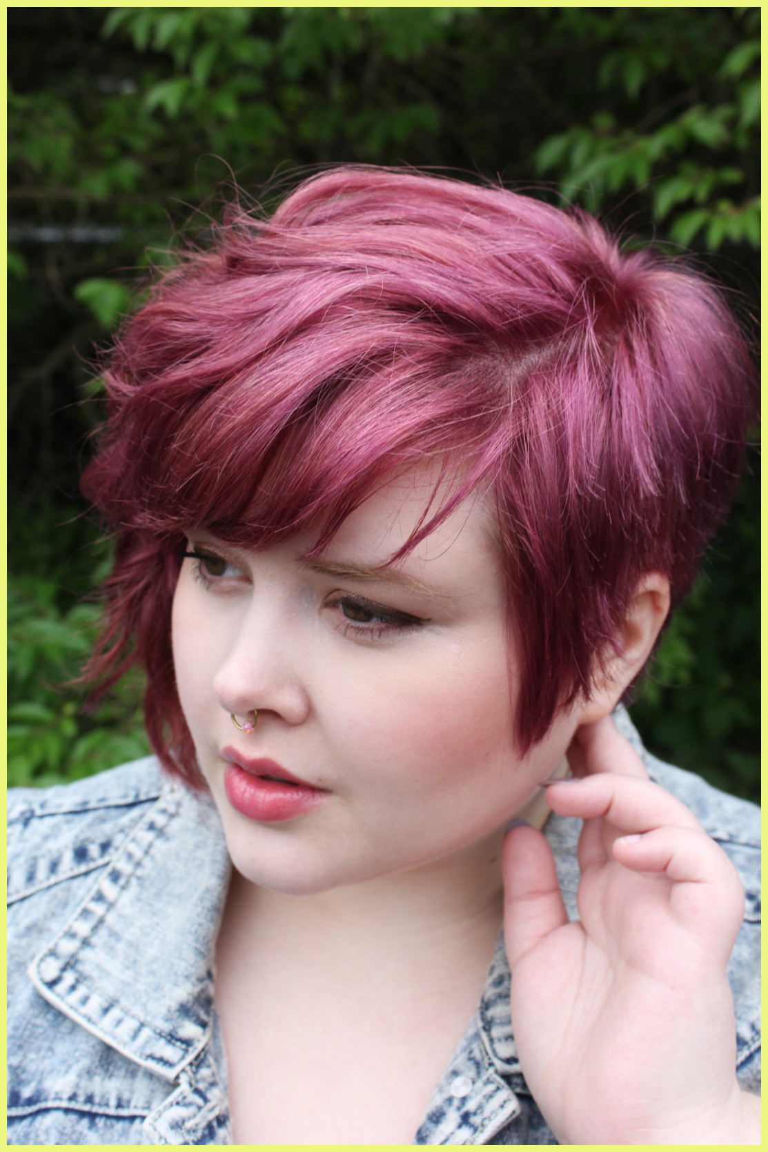 short haircuts for plus size women