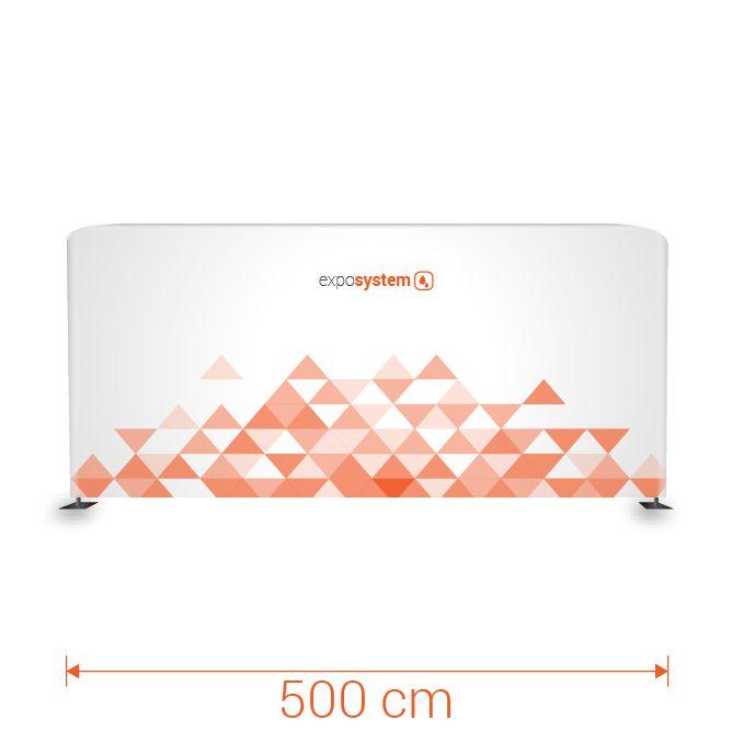 pop-up textil 500