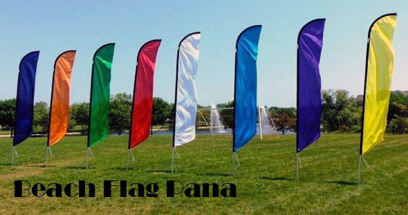 beach flag pana