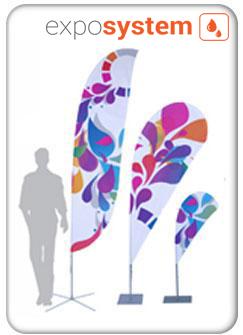 Steaguri personalizate pot fi utile și în afara sezonului cald