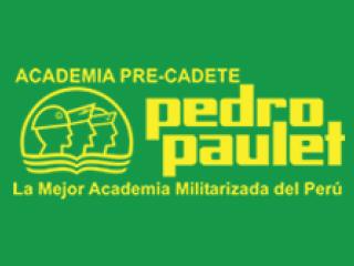 Academia Pre – Cadete Pedro Paulet