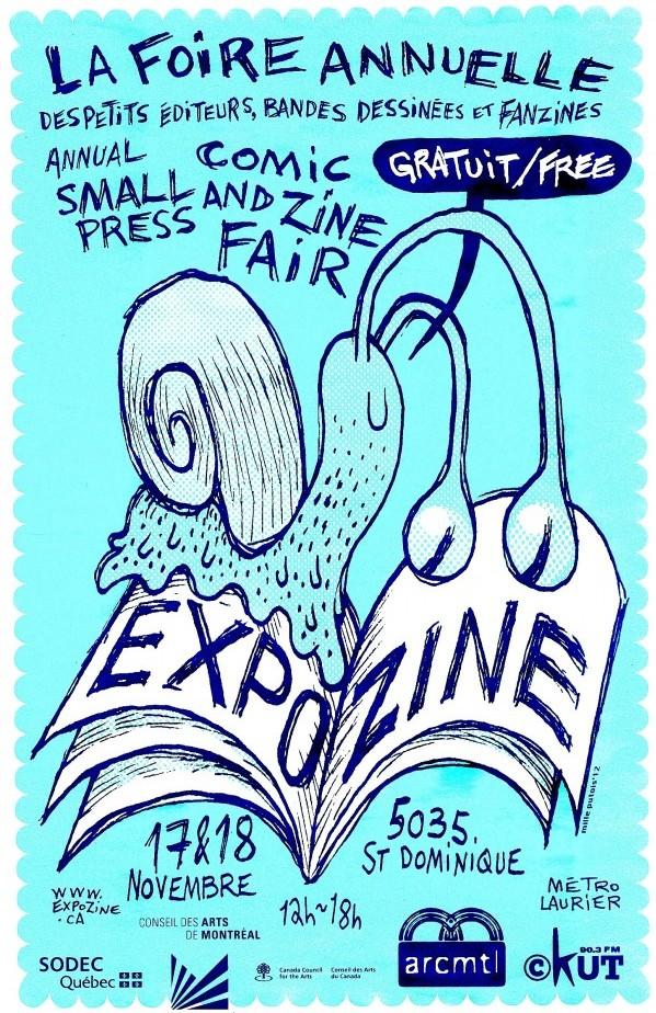 Expozine 2012