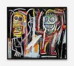 Dustheads / Jean-Michel Basquiat