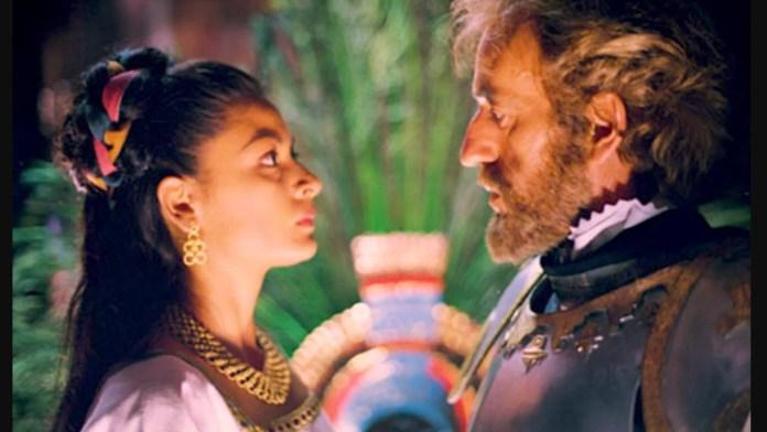 Hija de Moctezuma y Cortés