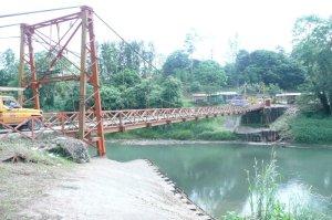Puente Río La Estrella