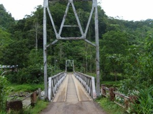 Puente Río Pacuare