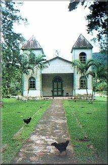 Iglesia de Cedral
