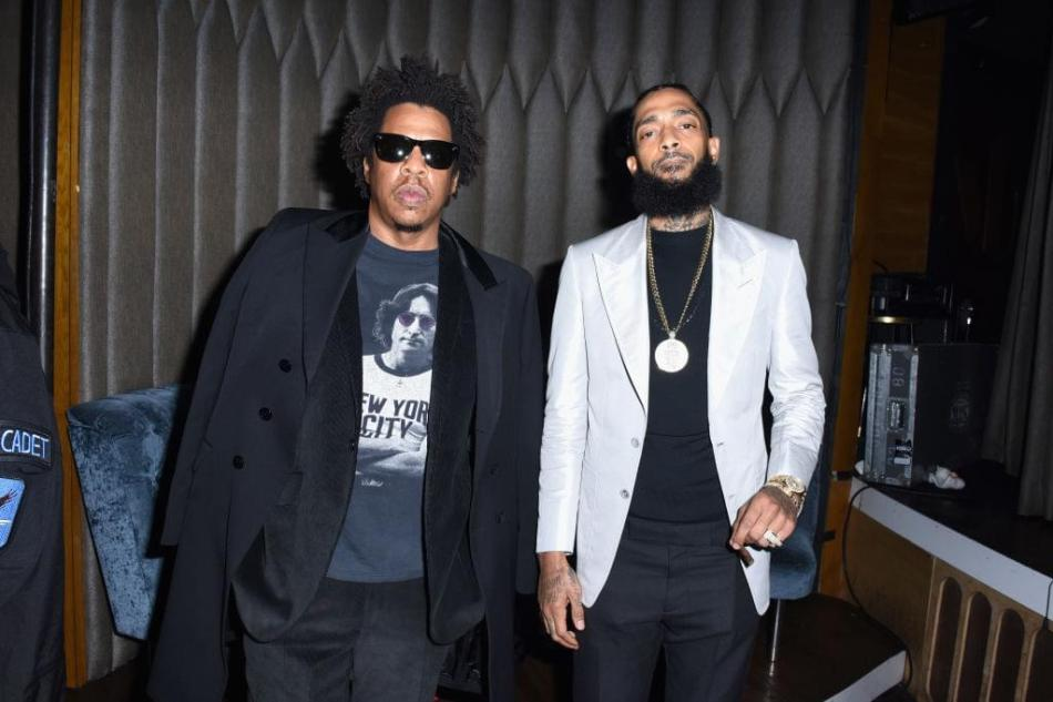 Jay-Z Writes Emotional Tribute Letter Included In Nipsey Hussle's ...