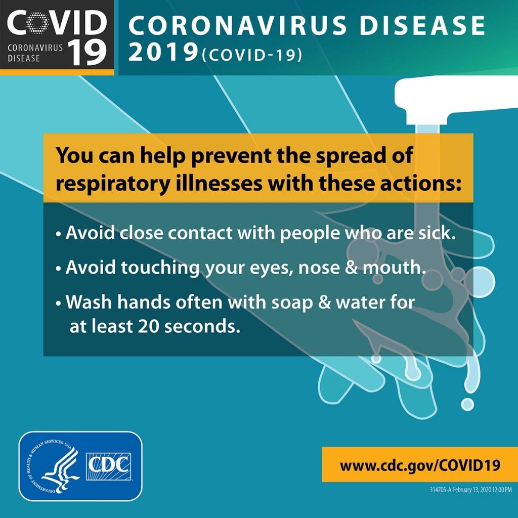 Coronavirus   Johnstown