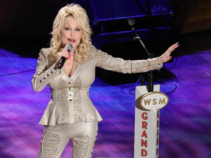 Dolly Parton, Dolly, Parton, Opry