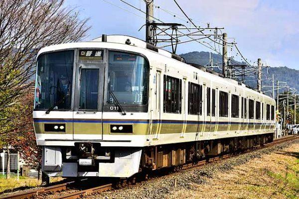 JR西日本221系奈良区 | メインターミナル