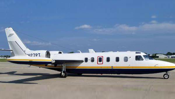 Express Air Medical Transport Westwind Jet