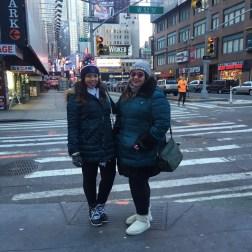 Broadway, sentido a Times Square.