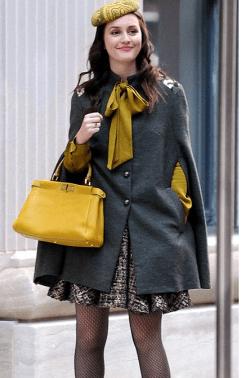Blair Waldorf (Leighton Meester)