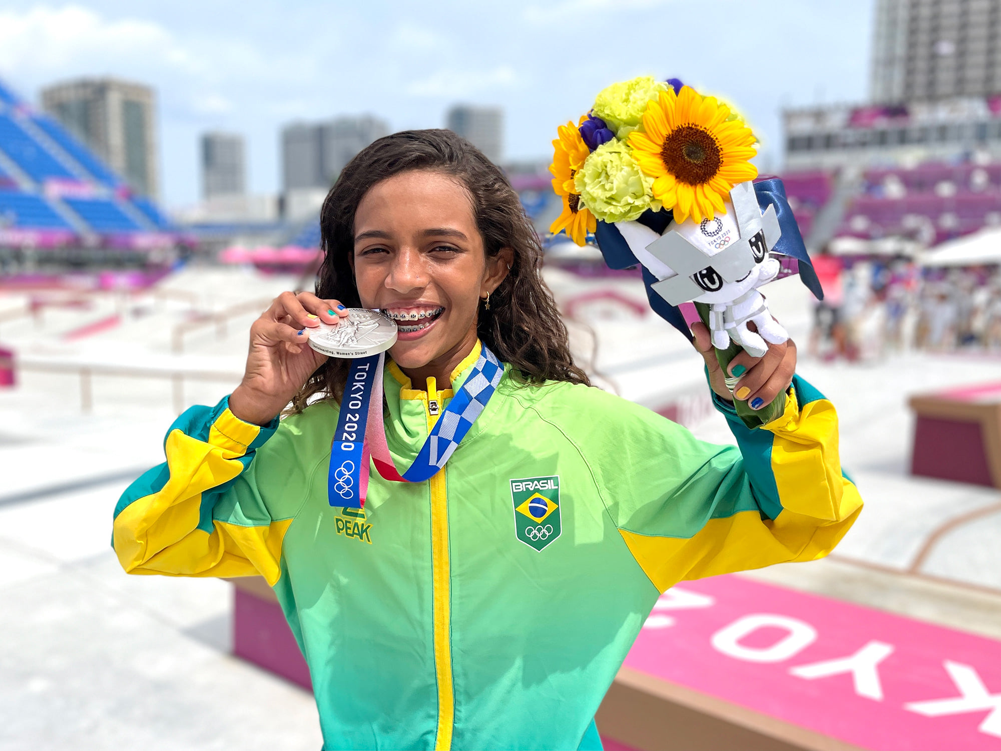 Elas podem sim!!!! Brasil · Jogos Olímpicos Tóquio 2020